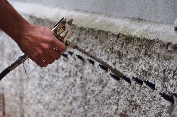 Cappotto termico umidità dei muri